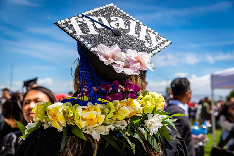 2019-05-23 Sabrina's College Graduation & Birthday