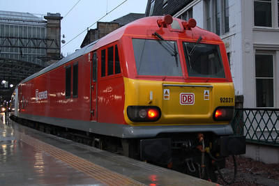 DB Cargo UK (DBS)