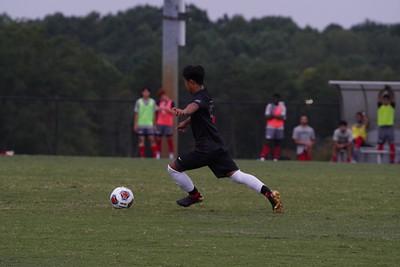 Men's Soccer Reserves vs. Belmont Abbey  (9-20-21)