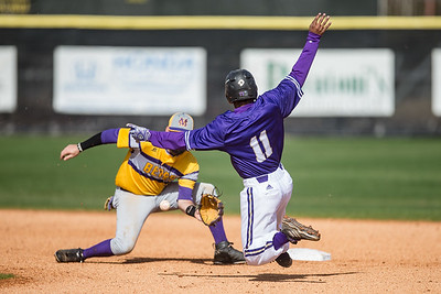 UNA Baseball vs Miles College 2018
