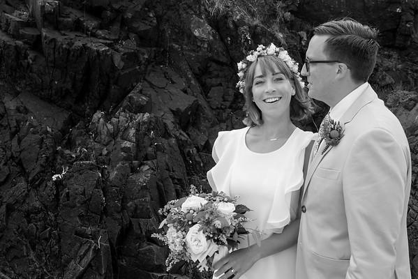 Wedding Photos B&W