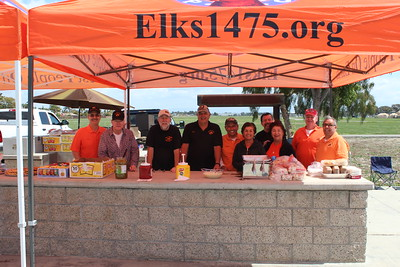 3/25/18 Elks USO Easter Luncheon