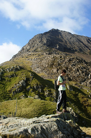 Snowdon: The 2nd Anniversary Wendy Cronin Memorial Mountain Walk