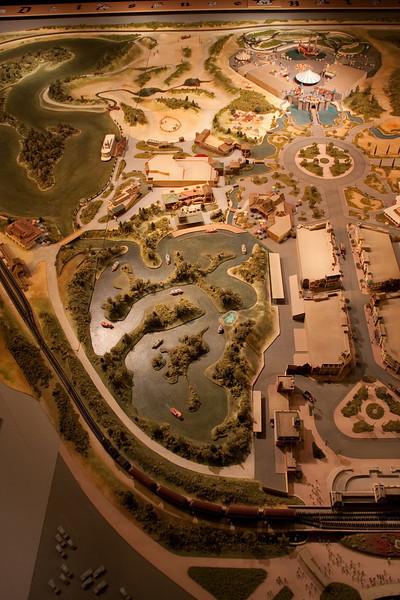 The original 1950s Adventureland.