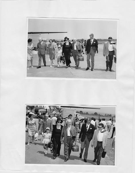 Chegada a Portugalia Agosto 1972