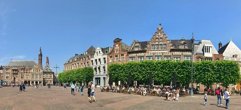 Grote Markt (Market Square) - Haarlem