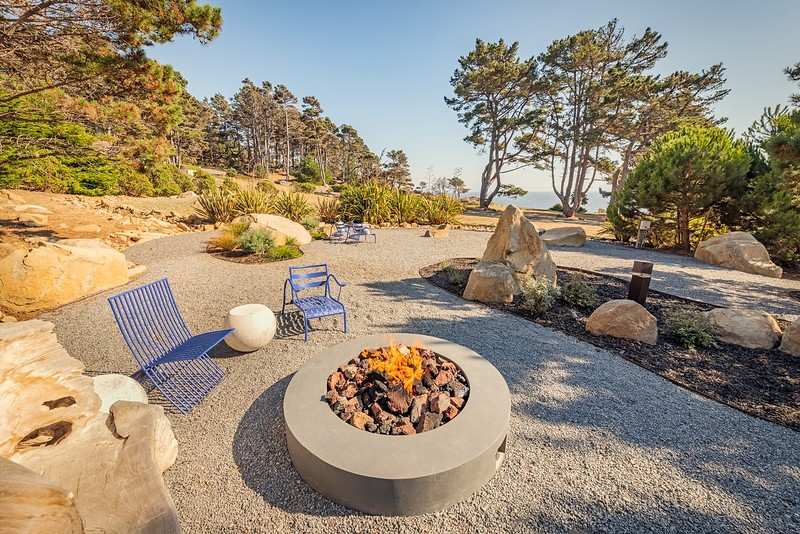 Fire Pit View