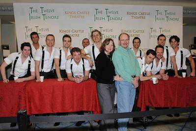 2013 03 24 Twelve Irish Tenors & Jersey Nights