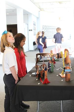 4th Grade - Art Gallery Visit