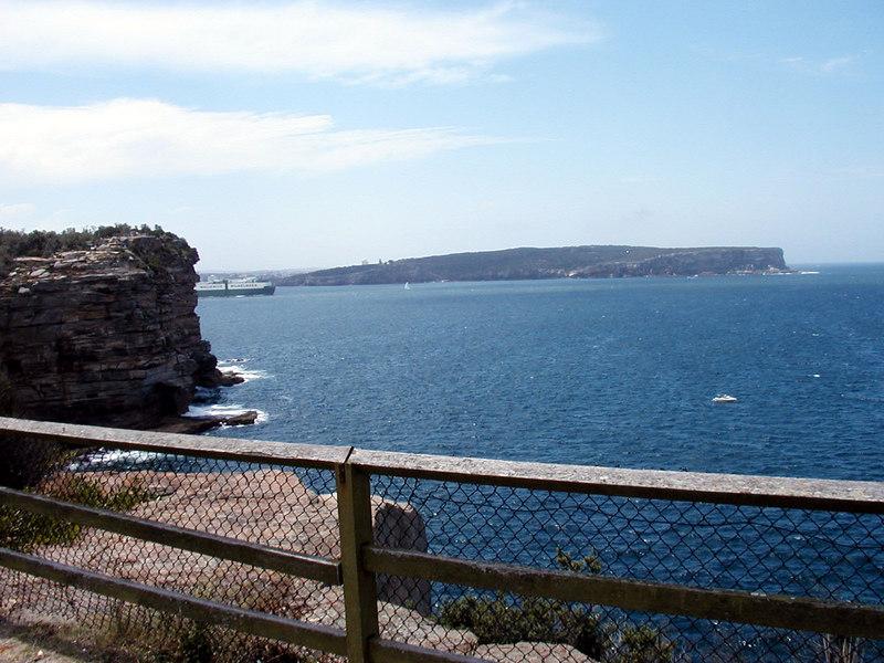 17.  Sydney Harbour National Park Views.JPG
