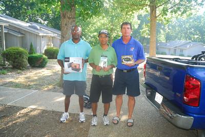 Golf Galore in Bella Vista Thursday July 19, 2012