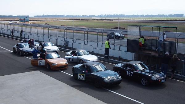 Motor Sport at Symmons Plains - 13/2/16