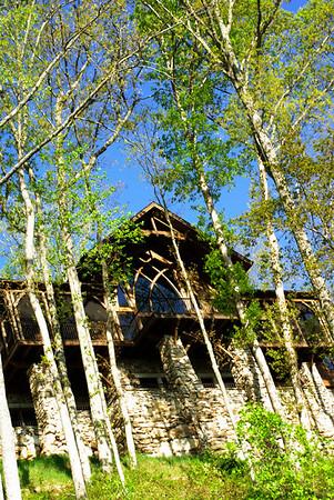 House on Mountain
