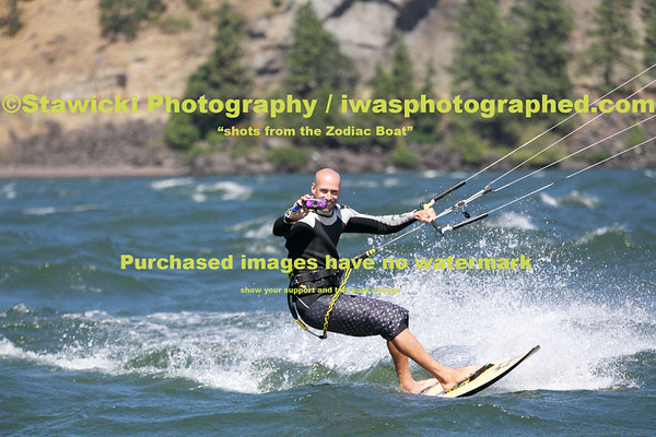 Tues July 29, 2014 Zodiac at the WSB, Luhr Jensen, Eventsite Sandbar. 574 Images loaded.