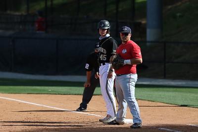 Baseball Samford -JByrum