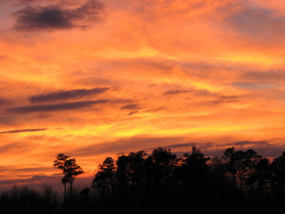 Sunset 20080108