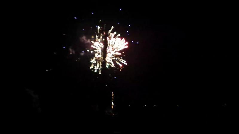 Slough Fireworks (02-11-2013)