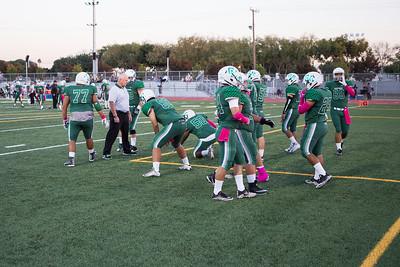 10-06-17 Mesa Football vs Calvary