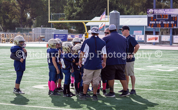 EG JR Herd 10U vs Franklin