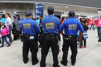 Kids Care Bronx Walk with New York Yankees