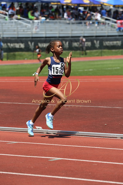 2017 AAU DistQual: 8 and Under Girls 800m