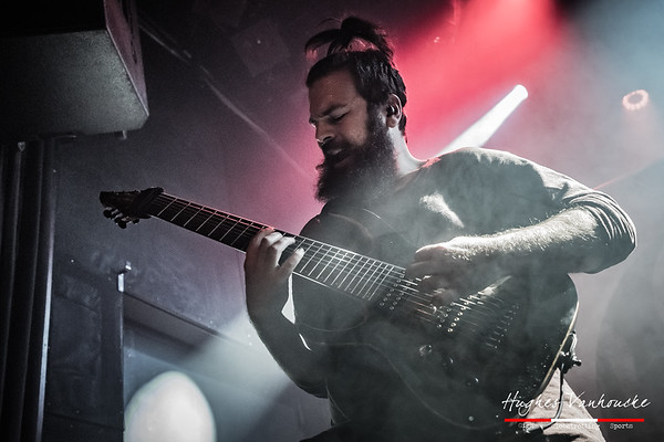 The Dali Thundering Concept (FRA) @ Complexity Fest 2018 - Patronaat - Haarlem - The Netherlands/Holanda