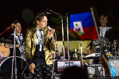 Arcade Fire as The Reflektors @ Little Haiti Cultural Center, Miami