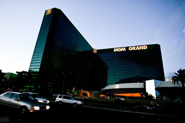 Trip to Las Vegas for WPPI