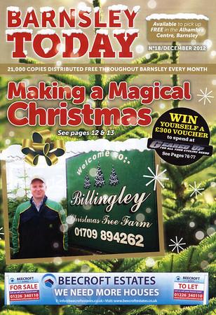 2012 December - Billingley Christmas Trees