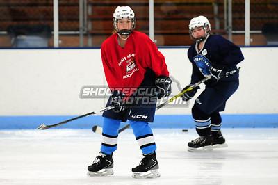 SHS Girls Hockey Practice (Feb-1-2019)