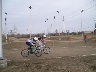 2-14-10 race 3rd place @ Columbia Basin BMX