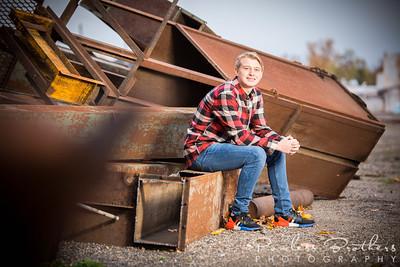 Hunter Hill Senior Portraits