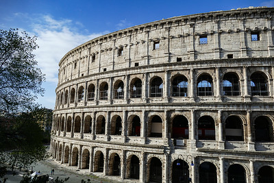 190428 Sunday Colosseum