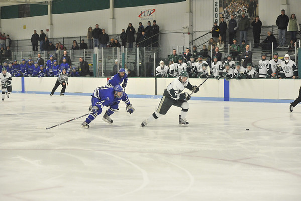 BABSON HOCKEY V UMASS BOSTON 1.28.2012