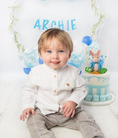 Archie 1yr pics