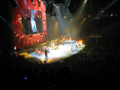 The Rolling Stones @ HP Pavillion - February 4th, 2003