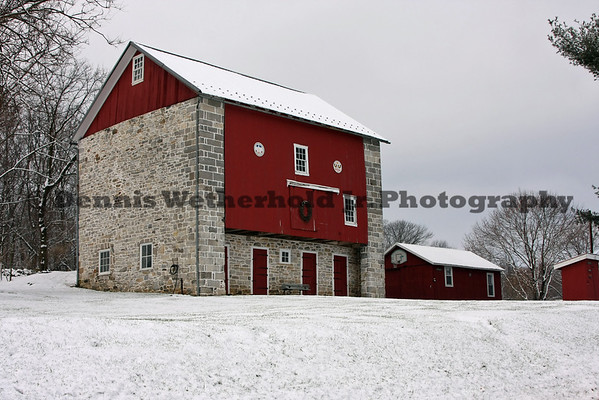 12/25/12 - Wehr Mill Park Area