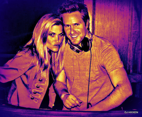 Amey Hoey & Brock (DJ HiXXeN)...www.aimstarevents.com/DJ Hixxen