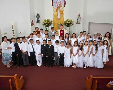 Santa Barbara 1era Misa