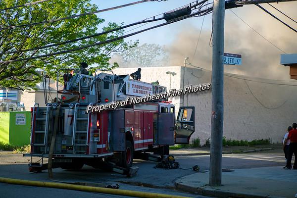 Providence- W/F Douglas Avenue- 05/22/2020