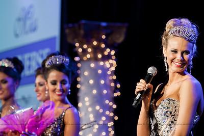 Miss Universe NZ 2012