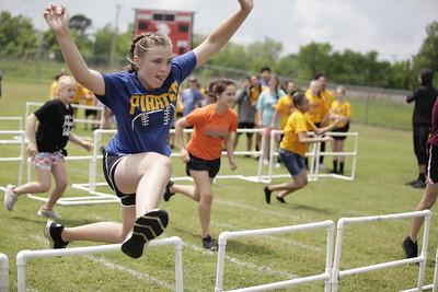 moss weleetka middle school track meet 2019