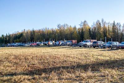 Dryland Race 2 - Fall 2014