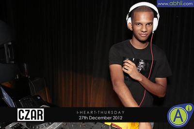 CZAR - 27 December 2012