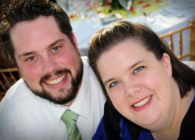 Tim and Sarah Jane 8/8/09
