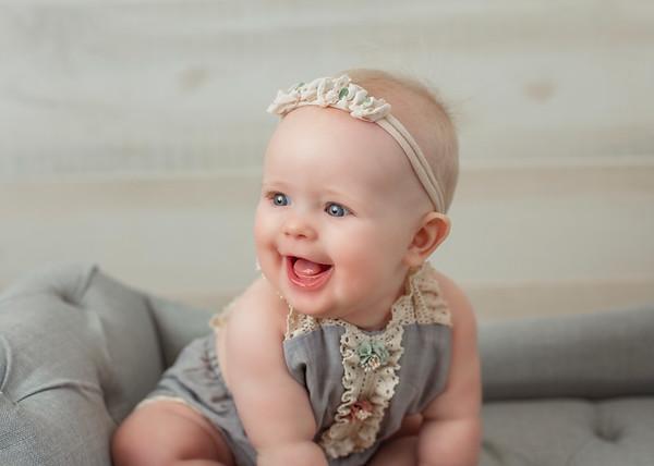 Eva 6 months