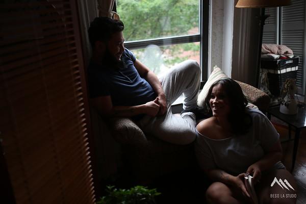 Christina and John