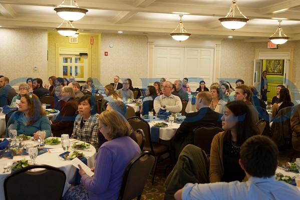 Volunteer and Service Awards Dinner (Photos by Ben Gajewski)