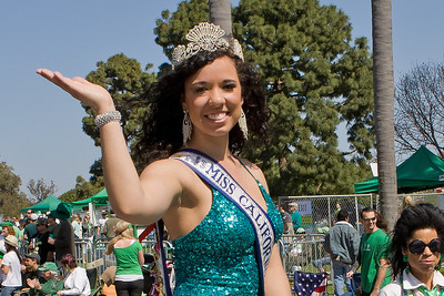 2011 Saint Patrick's Day Parade - in San Diego