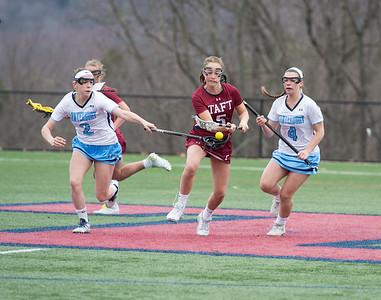 4/5/17: Girls' Varsity Lacrosse v Canterbury